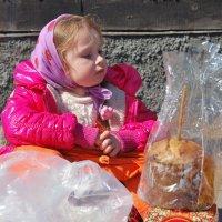 Великий день идёт, Пасха! :: Ирина Горбаткова