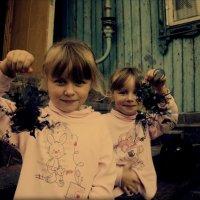 Дети и Виноград :: Андрей Дыдыкин