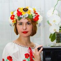 Орхидея :: Sergey Cherepanov