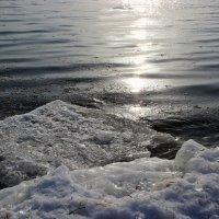 Льды на Волге :: Dr. Olver