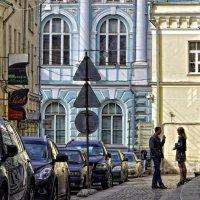 переулок :: Константин Кокошкин