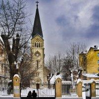 кирха вколпачном переулке :: Константин Кокошкин