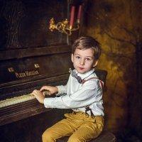 Юный пианист :: Елена Ященко