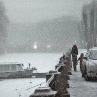 зимний Питер :: Владимир Матва