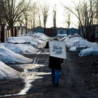 Маркс уходит :: Андрей Журавлёв