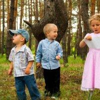 дети :: Оксана Трифонова