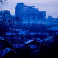 Зима :: Анастасия Киреева