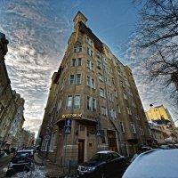 трехпрудный переулок :: Константин Кокошкин