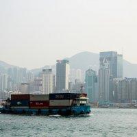 Гавань Виктория, Гонконг :: Ekat Grigoryeva