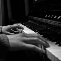 Молодой пианист :: Станислав Начинающ