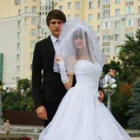 С женой :: Владислав Левин