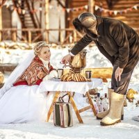Эдуард и Карина :: Ильяс Исмагилов