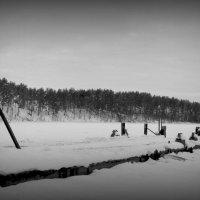 февраль :: Олег Рябковский