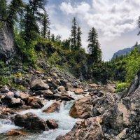Река Перевальная :: Виктор Никитин