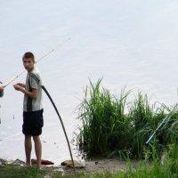 рыбаки :: Дмитрий Потапов