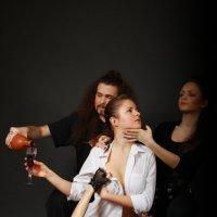 Фотосет *7 смертних гріхів* :: Юрко Кисилиця