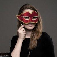 За маской... :: Nataly Sherman