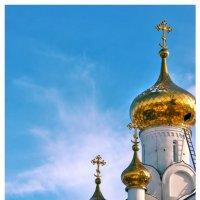 Золотые купола :: Дмитрий Илюхин