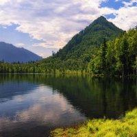 Озеро по имени Сказка. :: Виктор Никитин