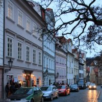 улочка Праги :: Евгения C