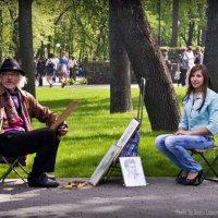 Подходите, я и Вас нарисую! :: Евгений Лимонтов