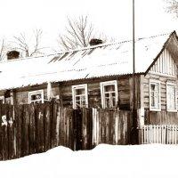 Одинокий дом. :: Оля Чеченец
