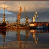 Порт :: Маргарита Сташкова