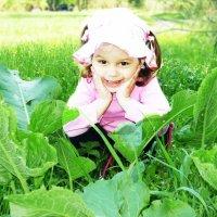 Ребенок на природе :: Valeria Klyus