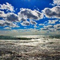 Облака над морем :: Елена Васильева