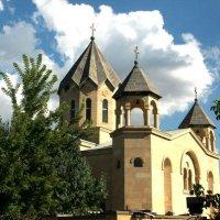 В Армении :: Анна Багян