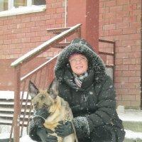 Я и моя собака :: Наталья Новицкая