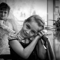 невестина свадьба :: Хмурый *