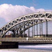 Большеохтинский мост :: Аня Разумовская
