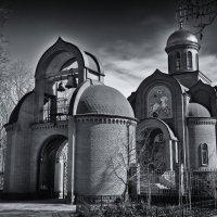Храм Георгия Победоносца :: Вахтанг Хантадзе