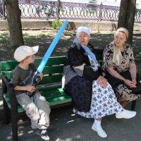 гроза  старушек :: Дмитрий Потапов