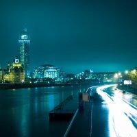 Ночной город :: Андрей Жуков