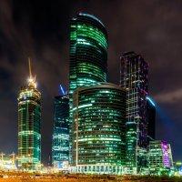 Москва Сити :: Вадим Жирков