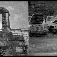 Времена города. Онежский тракторный. :: Юлия Утышева