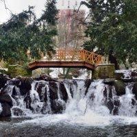 Звенящий водопад :: *tamara* *****