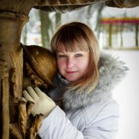 прогулка по зиме :: Ольга Сократова
