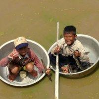 Камбожда :: Елена Кириллова