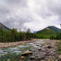 Река Шумак около минеральных источников :: Виктор Никитин