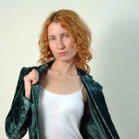 Рыжая :: Дима Кислицин