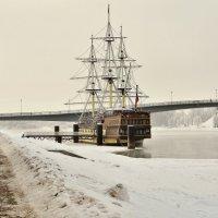 Зимний день :: Валерий Небесский