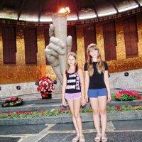 Вечная память погибшим за Родину. :: Сергей Исаенко