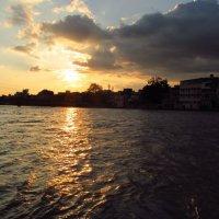 Закат на Ганге :: Natiko Kim