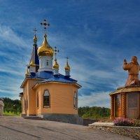храм в г. Гурьевске :: Александр Поборчий