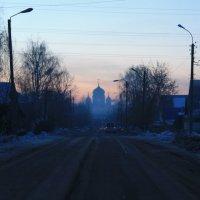 Дорога к храму :: Егор Егоров