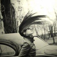 С ветром :: Катерина ivi