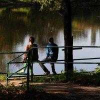 Первое свидание :: Любовь Миргородская